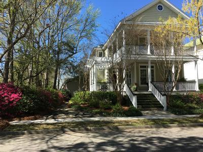 Charleston Single Family Home For Sale: 105 Shipwright Street