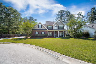 Summerville Single Family Home For Sale: 128 Royal Troon Court