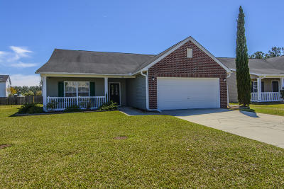 Berkeley County, Charleston County, Dorchester County Single Family Home For Sale: 190 Southport Drive