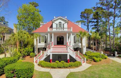 Mount Pleasant Single Family Home For Sale: 3596 Henrietta Hartford Road