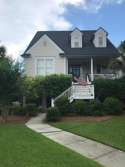 Charleston Single Family Home For Sale: 308 S Ladd Court