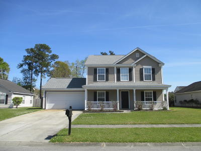 Berkeley County, Charleston County, Dorchester County Single Family Home For Sale: 409 Beverly Drive