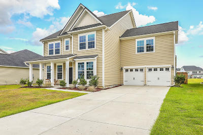 Summerville Single Family Home For Sale: 221 Lindera Preserve Boulevard