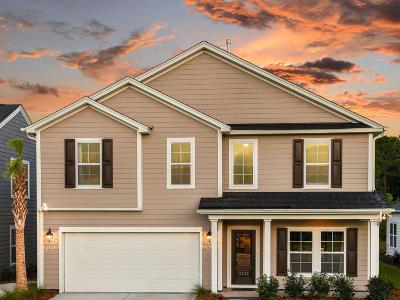 Johns Island Single Family Home For Sale: 5081 Catfish Loop