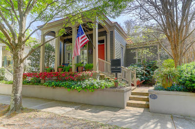 Mount Pleasant Single Family Home For Sale: 108 Civitas Street