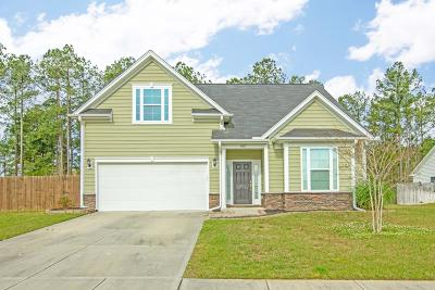 Ridgeville Single Family Home Contingent: 3007 Gulfstream Lane
