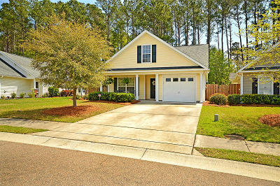 Summerville Single Family Home For Sale: 4837 Carnoustie Court