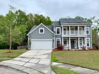 Single Family Home Contingent: 314 Steele Magnolia Avenue
