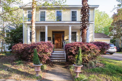 Mount Pleasant Single Family Home For Sale: 708 Preservation Place