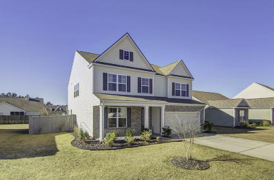 Summerville Single Family Home For Sale: 155 Netherfield Drive