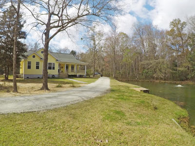 Single Family Home Contingent: 6035 Bay Pond Road