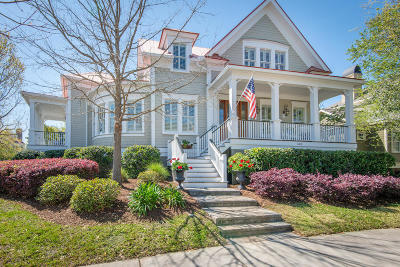 Berkeley County Single Family Home For Sale: 525 Park Crossing Street