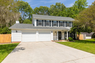 North Charleston Single Family Home For Sale: 8162 Scottswood Drive