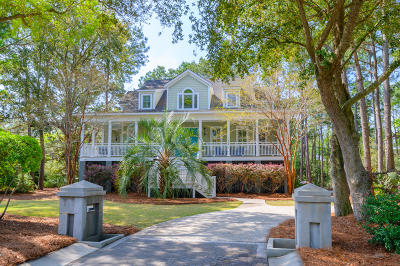Mount Pleasant Single Family Home For Sale: 1770 Omni Boulevard