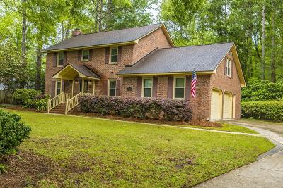 Goose Creek Single Family Home Contingent: 110 Prentice Circle