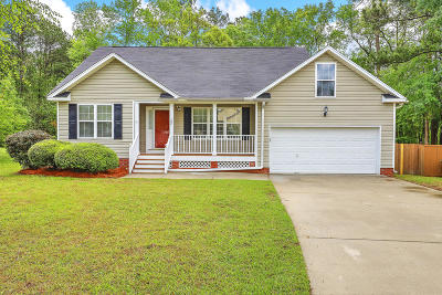 Hanahan Single Family Home For Sale: 17 Commissioners Court