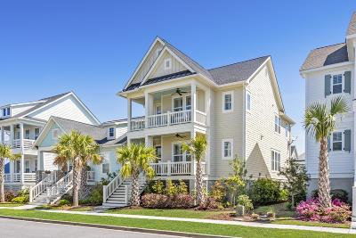 Charleston Single Family Home For Sale: 2532 Josiah Street
