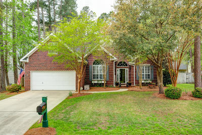 Dorchester County Single Family Home For Sale: 606 Fairway Forest Drive