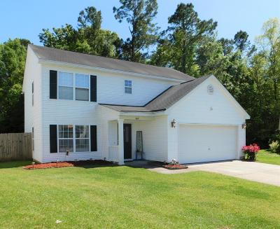 Berkeley County, Charleston County, Dorchester County Single Family Home For Sale: 409 Brookfield Lane