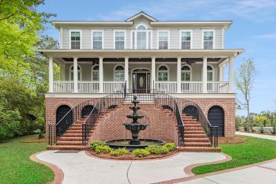Single Family Home For Sale: 1424 Dupree Creek Drive
