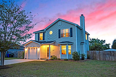 Johns Island Single Family Home Contingent: 1905 Staffwood Road