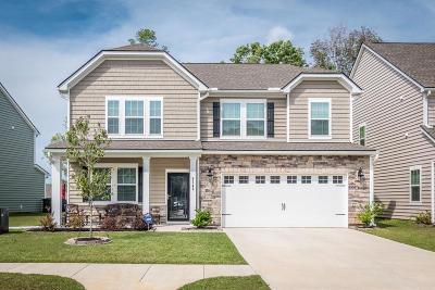 Ladson Single Family Home Contingent: 5148 Preserve Boulevard