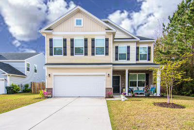Goose Creek Single Family Home For Sale: 259 Urbano Lane