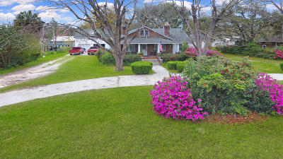 Moncks Corner Single Family Home For Sale: 1211 Sugar Hill Drive
