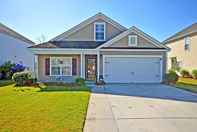 Ladson Single Family Home Contingent: 3013 Crusades Street