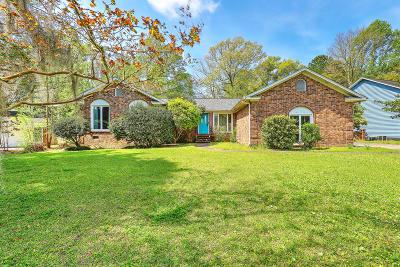 Charleston Single Family Home Contingent: 13 Glenkirk Drive