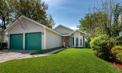 Charleston Single Family Home Contingent: 3 Stutz Court