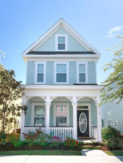 Summerville Single Family Home Contingent: 403 Forsythia Avenue
