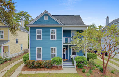 Mount Pleasant Single Family Home Contingent: 1109 Dawn View Terrace