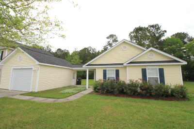 Summerville Single Family Home Contingent: 305 Coosawatchie Street