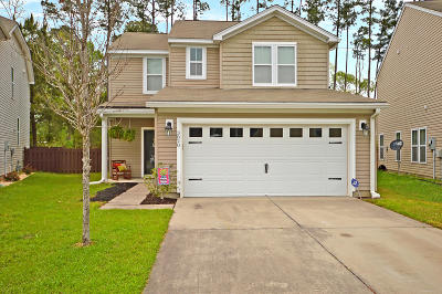 Berkeley County, Charleston County, Dorchester County Single Family Home For Sale: 3828 Annapolis Way