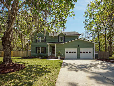 Charleston Single Family Home For Sale: 5 Sconesill Lane