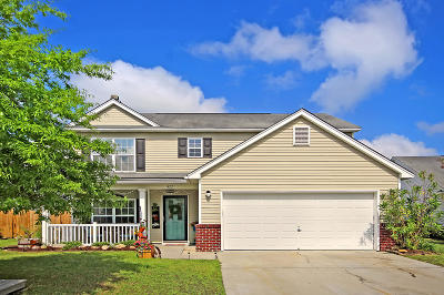 Berkeley County, Charleston County, Dorchester County Single Family Home For Sale: 422 Dovetail Circle