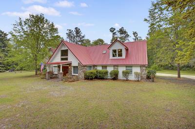 Moncks Corner Single Family Home For Sale: 1001 Cornerstone Drive