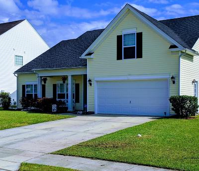 Ladson Single Family Home For Sale: 131 Saw Palm Drive