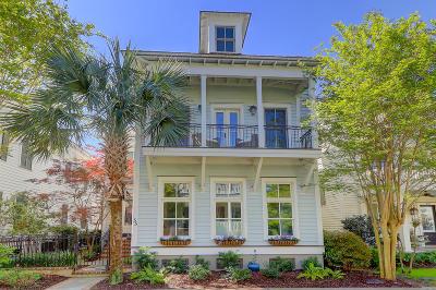 Mount Pleasant Single Family Home Contingent: 55 Sanibel Street
