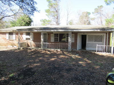 Berkeley County, Charleston County, Dorchester County Single Family Home For Sale: 1030 Russellville Road