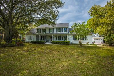 Mount Pleasant Single Family Home For Sale: 1188 Farm Quarter Road