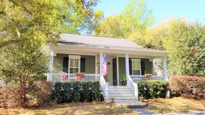 Charleston Single Family Home Contingent: 1013 Barfield Street