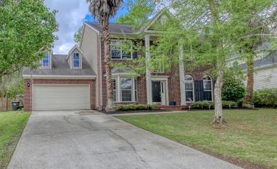 North Charleston Single Family Home Contingent: 5402 E Crosland Court