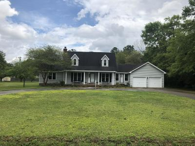 Dorchester County Single Family Home For Sale: 605 N Palmetto Street
