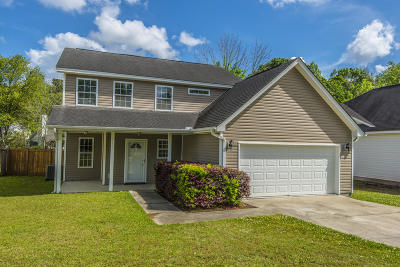 Berkeley County, Charleston County, Dorchester County Single Family Home For Sale: 117 Egret Lane