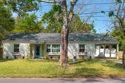 Charleston Single Family Home For Sale: 2 Rosedale Drive