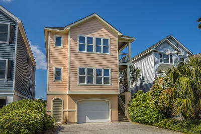 Isle Of Palms Single Family Home For Sale: 24 Morgans Cove Drive