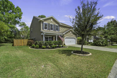 Dorchester County Single Family Home For Sale: 8484 Signal Island Drive
