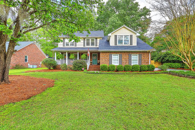 Summerville Single Family Home Contingent: 500 King Charles Circle